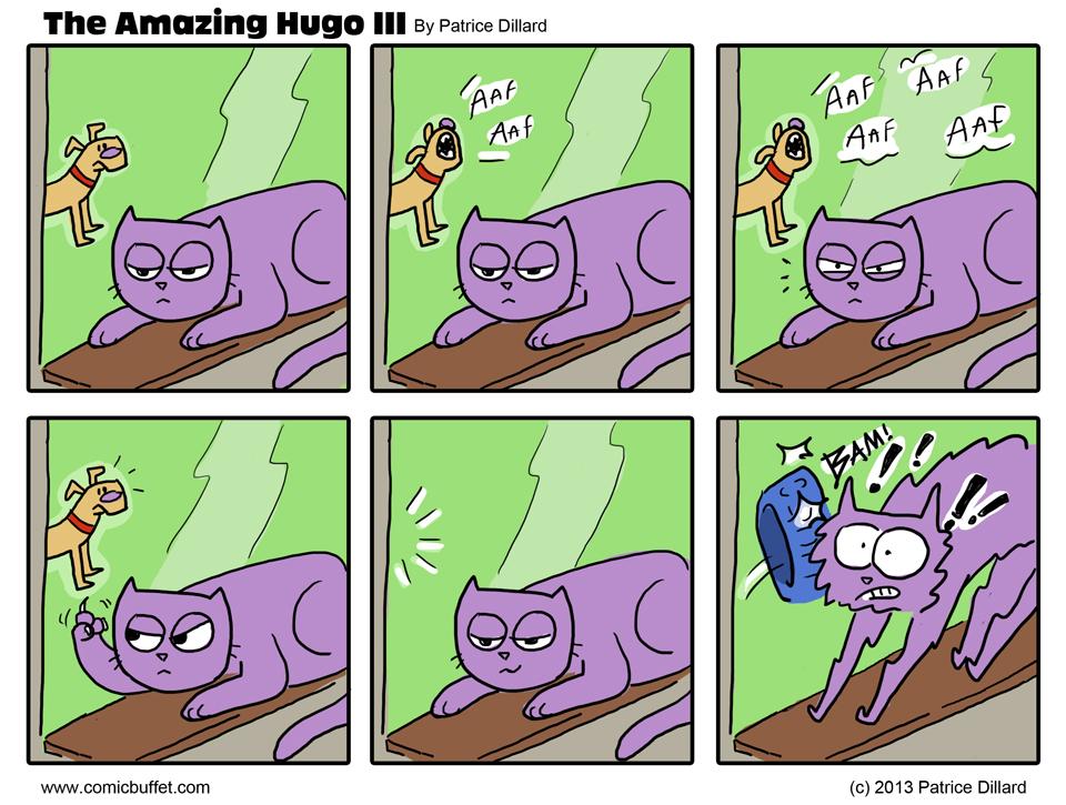 The Amazing Hugo III
